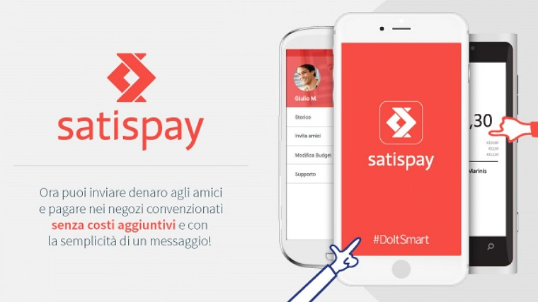 start up innovative in Italia: Satispay