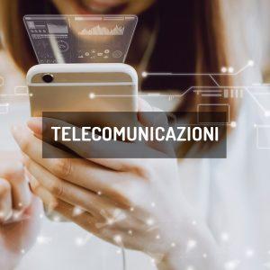 Elliot Area di business Telecomunicazioni