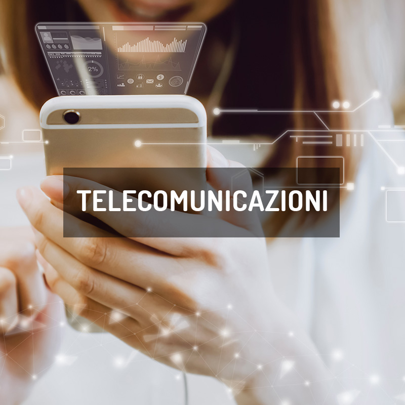 Elliot Area di business Telecomunicazioni