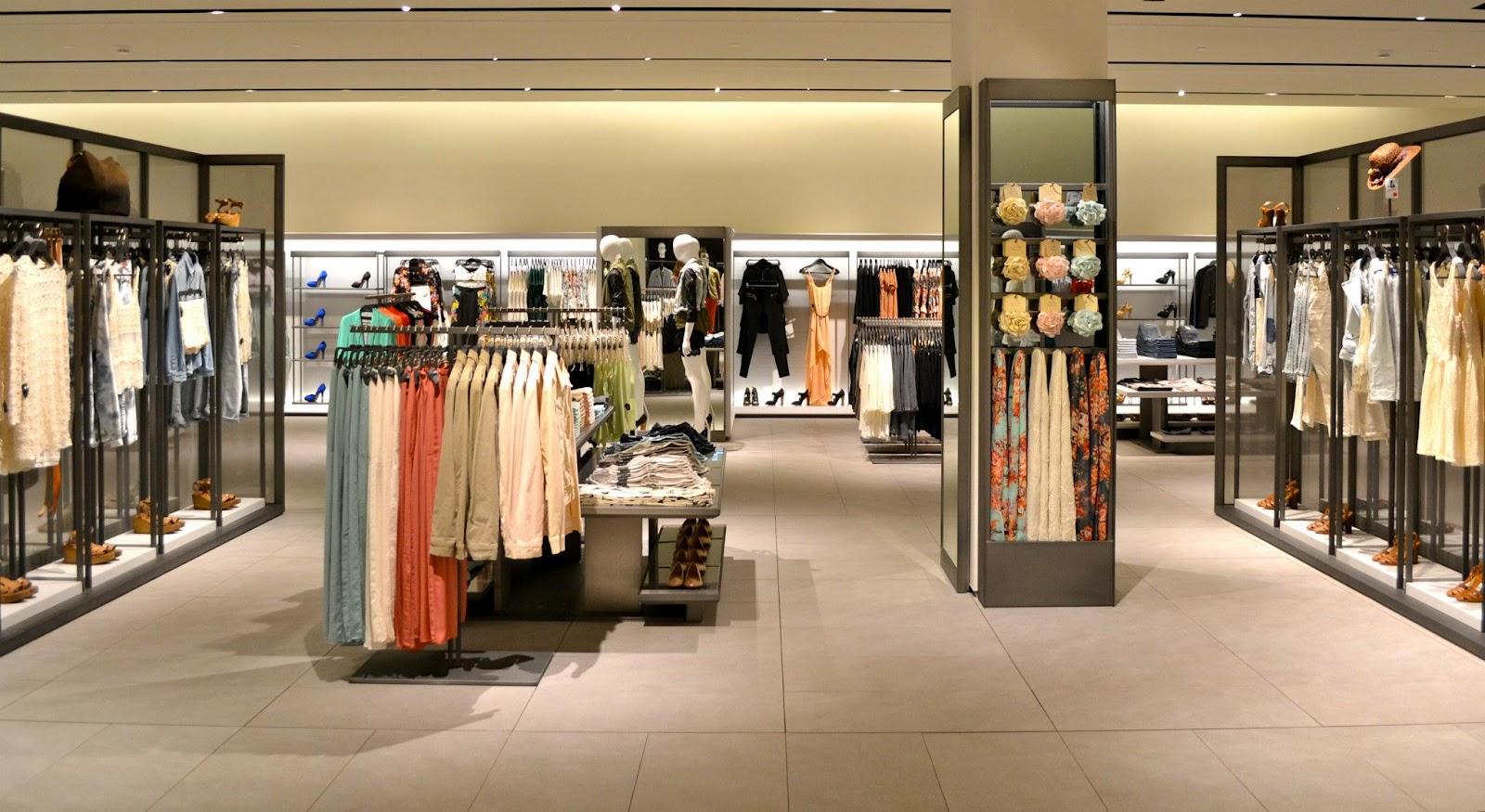 Shopping virtuale, ma in negozio: il caso di Zara e del nuovo concept store